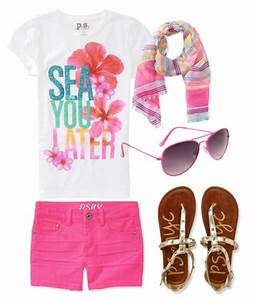 Spring Fashion for Tween Girls