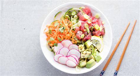 cucumber noodle poke bowl recipe thrive market