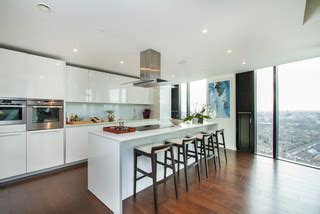 designer kitchen faucets strata tower contemporary kitchen by chris 3240