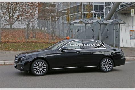 Uhvaćen 2017 Mercedes E klase - AutoExclusive - Auto vesti ...