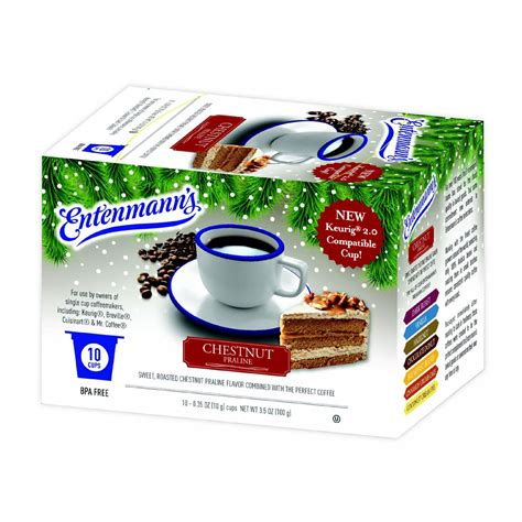 How you store your coffee can affect its flavor. Entenmann's Chestnut Praline Coffee Pods for Single Serve Coffee Maker | MrOrganic Store
