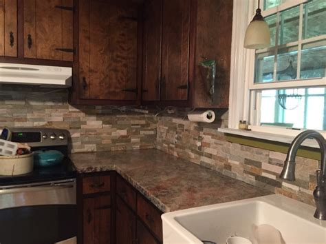 How to Tile a Quartz Backsplash   Snapguide