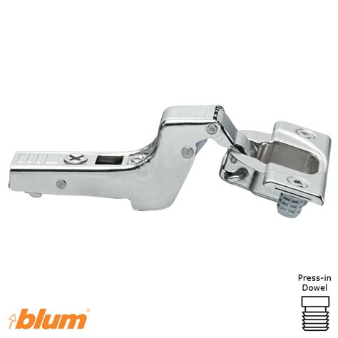 110 176 blum clip top full cranked press in hinge walzcraft