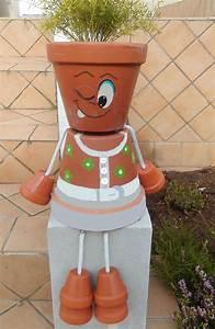 Pots En Terre Cuite Carrefour : petit couple en pots de terre cuite clay pots ~ Dailycaller-alerts.com Idées de Décoration