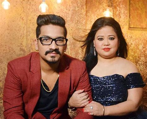 NCB raid on comedian Bharti Singh's Mumbai home, raids in ...