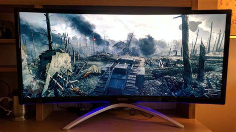 aoc agon agucg gaming monitor review techradar