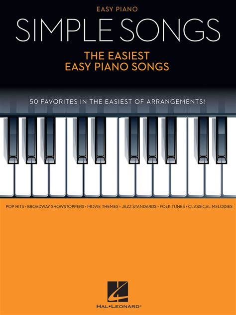 This article gives some tips on how you can learn to read music notes. Simple Songs - The Easiest Easy Piano Songs - Sheet Music - Read Online