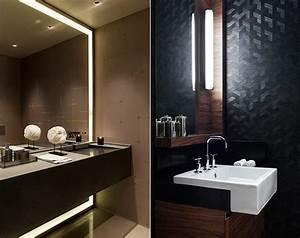 Moderne Wandgestaltung Bad : bad modern gestalten mit licht freshouse ~ Sanjose-hotels-ca.com Haus und Dekorationen