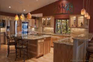 traditional kitchen lighting ideas pictures of kitchens traditional light wood kitchen cabinets page 6