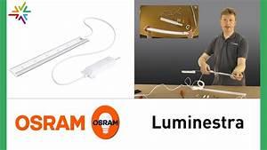 Osram Led Lichtleiste : led lichtleiste osram luminestra led watt24 video nr 146 ~ A.2002-acura-tl-radio.info Haus und Dekorationen