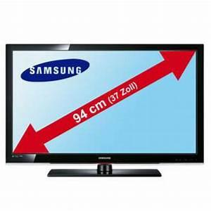 Cm In Zoll Berechnen : samsung 94 cm 37 zoll full hd lcd tv le37c530 von ~ Themetempest.com Abrechnung