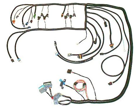 1994 Corvette Engine Wiring Harnes by Lt1 Wire Harness Tuning Ssw Standalone Gm Wire