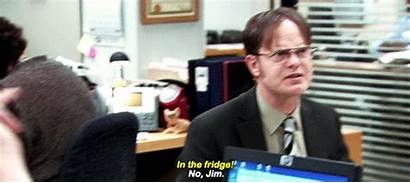 Shrute Dwight Office