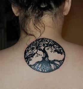 Tatouage Arbre Japonais : mod le de tatouage arbre de vie ~ Melissatoandfro.com Idées de Décoration