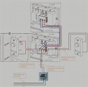How To Install A Second Doorbell Chime Wiring Diagram