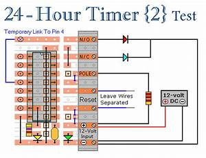 Multi-range 24-hour Timers