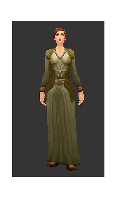 3d Medieval Female Character Animation Noblewoman Human