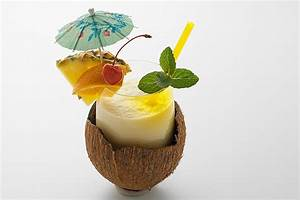 Coco Colada Drink Recipe: The Virgin Pina Colada