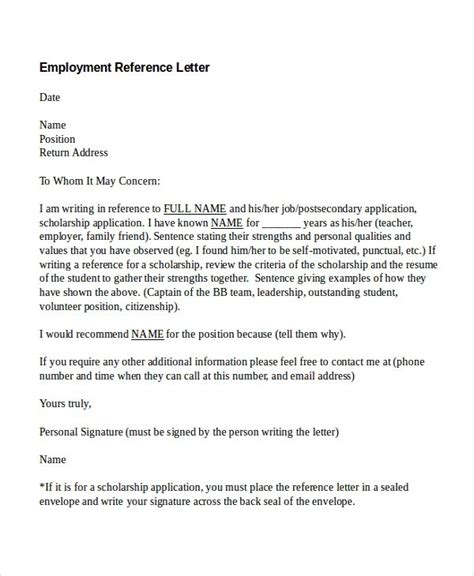 Employer Recommendation Letter Sle by Format Of Recommendation Letter From Employer Modern