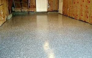 Spray paint garage floor idea iimajackrussell garages for How to clean painted garage floor