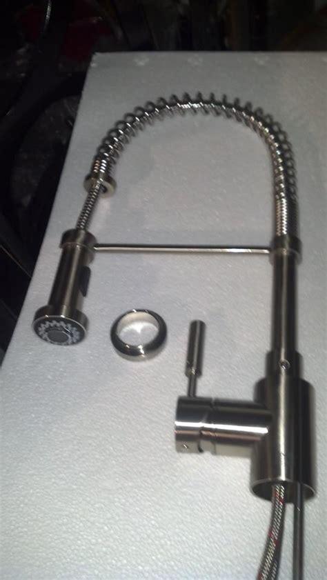 blanco meridian semi professional kitchen faucet blanco 440557 meridian semi professional kitchen faucet in