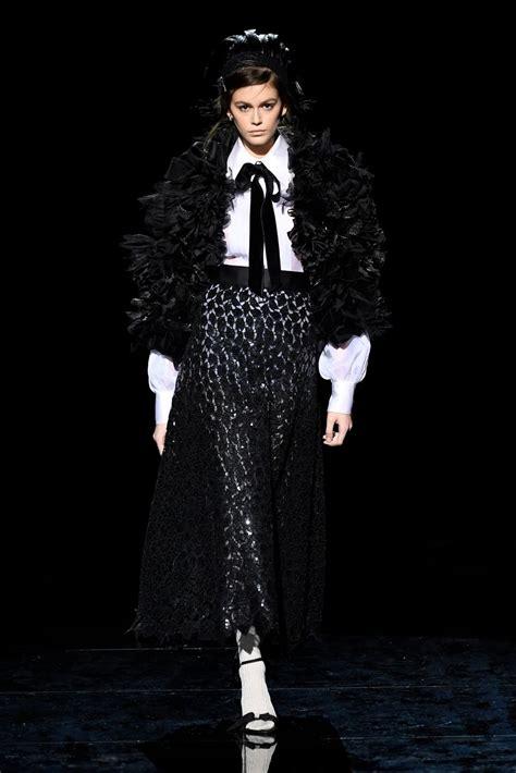Kaia Gerber At Marc Jacobs fashion show Fall Winter 2019 ...