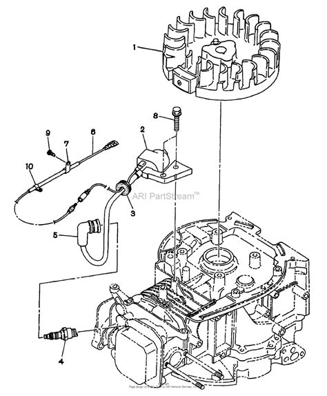 Snapper Cycle Ohv Robin Engine Parts