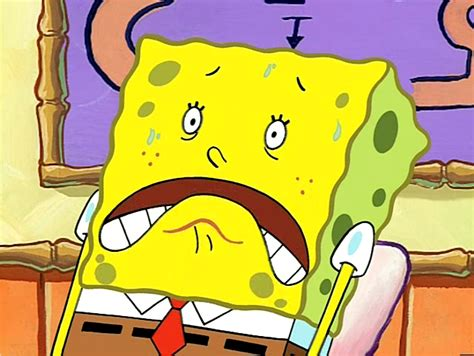 19 'spongebob' Faces, Things And Situations