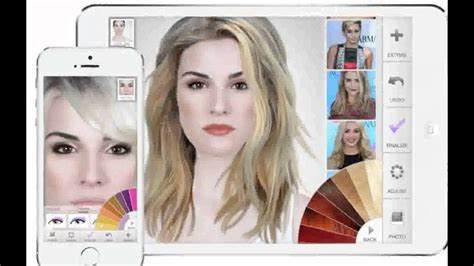 Hair Makeover Free Download Software - YouTube