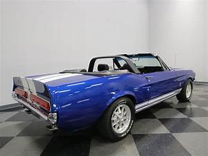 1967 Shelby GT350 Convertible for sale #73118   MCG