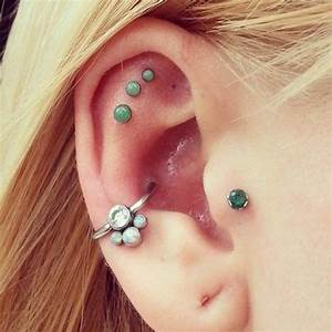 anti tragus piercing on Tumblr