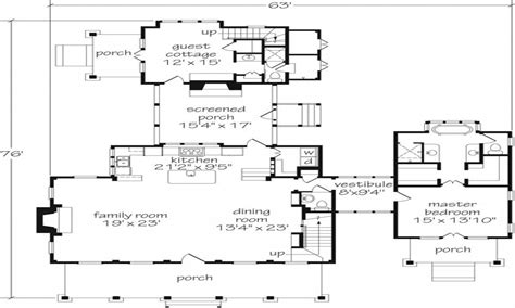 southern home floor plans southern living floor plans with guest houses southern energy homes floor plans southern living