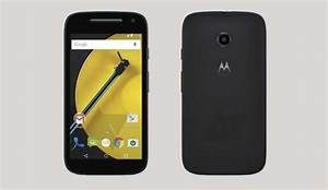 Motorola Moto E (2nd Gen) with 4G, front camera in making?