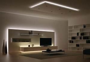 Decoration Led Interieur : comment optimiser sa d coration avec un ruban led int rieur ~ Nature-et-papiers.com Idées de Décoration