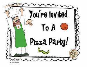 Pizza Party Clip Art (60+)