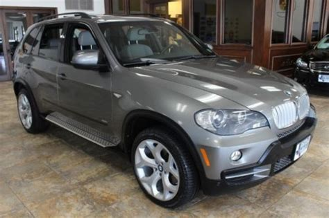 Find Used 2008 Bmw 5x 48l Awdnavusbdvdevery Option