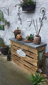 Gartenregal Selber Bauen : bricolage avec des palettes 20 id es tr s sympa pour vous inspirer ~ Orissabook.com Haus und Dekorationen
