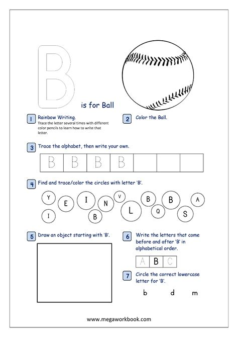 printable alphabet recognition worksheets  capital