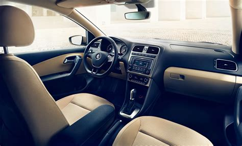 volkswagen polo 2015 interior 2015 vw polo sedan facelift unveiled in russia gallery