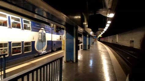 station essence porte maillot rer c arrives at gare d austerlitz station