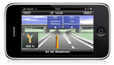 gps app for iphone iphone gps apps navigadget