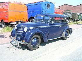 Opel Olympia by Opel Olympia