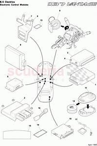 Aston Martin 37-85248  Transceiver-pats Ecu