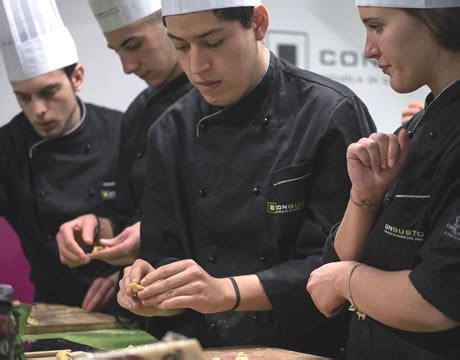 scuole di cucina professionali 14 scuole di cucina vale la pena frequentare agrodolce