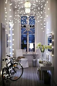 Deko Mit Lichterketten : led lichterkette sorgt f r eine verlockende atmosph re 25 dekoideen f r innen und au en ~ Eleganceandgraceweddings.com Haus und Dekorationen