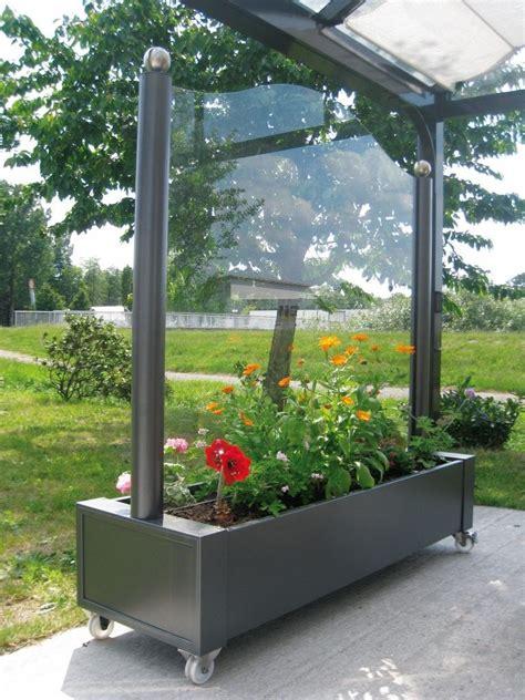 windschutz glas terrasse mobil windschutz beweglich auf rollen new balcony terrace balcony home reno terrace