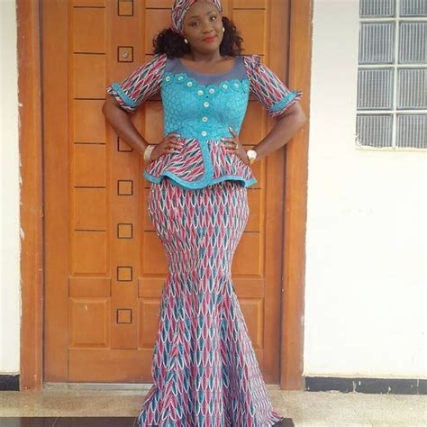 hot blouse style creative ankara skirt and blouse style http www