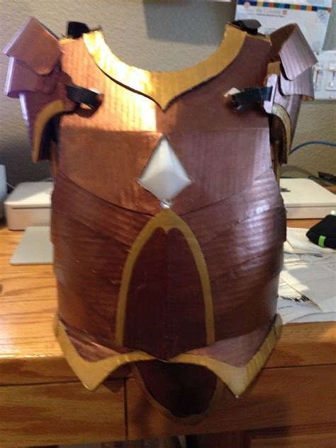 cardboard armor 9 best images about ideas on edward scissorhands costume robot costumes and
