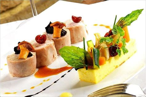 stage de cuisine gastronomique decoration assiette gastronomique recherche