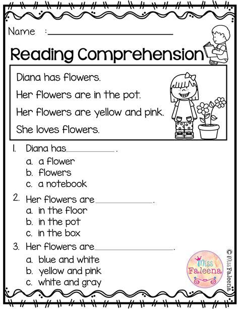 reading comprehension reading comprehension
